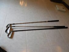 Irons 3 3 5 Mizuno Widec II Titlist Regular Steel Graphite Shaft RH Men