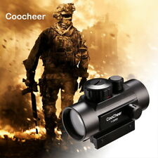 Aluminum 1 X30Rd Red-Dot Scope 5 Brightness Settings Illuminated Red Reticle New