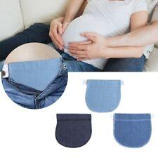 Maternité Grossesse Ceinture Réglable Taille Élastique Extenseur Pantalons