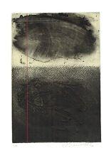 Mirabella signed etching ex libris G 2 colors BEDNARIK Leo, very large size