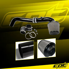 For 08-15 Scion xB 2.4L 4cyl Black Cold Air Intake + Stainless Filter