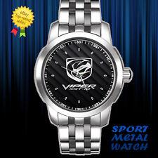 2013 Dodge Viper SRT 10 Roadster Logo Sport Metal Watch