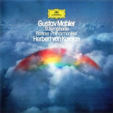 HERBERT VON KARAJAN-MAHLER: SYMPHONY NO.9-JAPAN MINI LP SHM-SACD Ltd/Ed K29