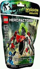 LEGO HERO FACTORY / 44024 TUNNELER BEAST vs SURGE / BNIP NEW SEALED✔ FAST P&P✔