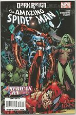 Amazing Spider-Man #597 : Marvel comic book : August 2009