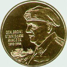 Poland / Polen - 2zl General Stanislaw Maczek (1892-1994)