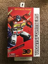 TRANSFORMERS OPTIMUS PRIME YEAR OF THE HORSE 2014 MASTERPIECE PLATINUM EDITION
