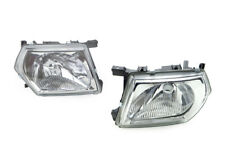 Headlights Pair For Nissan Patrol Gu 2001-2004
