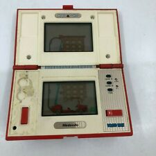 Mickey & Donald Nintendo Game & Watch Vintage Electronic Game Working