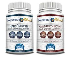 Research Verified Hair Growth - Natural Hair Loss Treatment - Fast Hair Growth