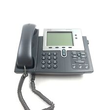 Cisco 7941 Cp 7941g 2 Line Unified Ip Voip Office Business Phone Testedworking
