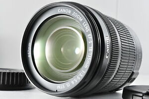 Canon EF-S 18-135mm f/3.5-5.6 IS STM Lens Zoom [ Mint ] E081401