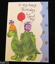 Leanin Tree Kids Birthday Greeting Card Dinosaur Multi Color R113