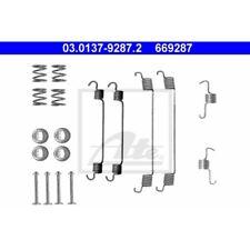 ORIGINAL ATE Bremsbacken Zubehörsatz links oder rechts Suzuki Swift ua.