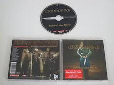 Oomph Verdad O Pflicht (Supersonic 149+82876 62065 2) CD Álbum