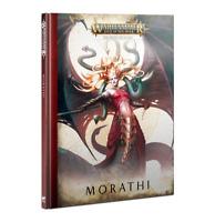 Broken Realms: Morathi Book - Warhammer Age of Sigmar - Brand New!