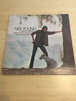 Vtg NEIL YOUNG Album EVERYBODY KNOW THIS IS NOWHERE Lp RS 6349 OG VINYL