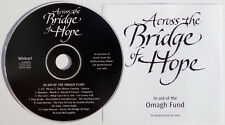 U2 CD Across The Bridge Of Hope UK PROMO ONLY Please CORRS VAN MORRISON ASH ENYA