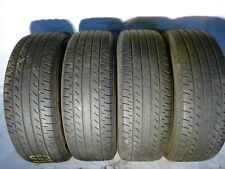 4x Yokohama BluEarth E51 225/60R18 100H DOT 3015 #310#