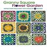 Granny Square Flower Garden 'Instructions for Blanket with Choice of 12 Squares