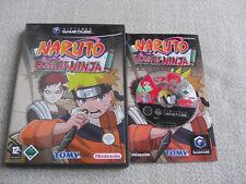 Naruto Clash of the Ninja GC compl. movp & Instructions
