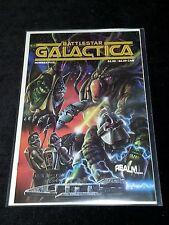BATTLESTAR Galactica #5 REALM Press