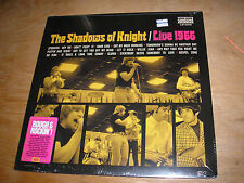 The Shadows Of Knight ‎– Live 1966 LP NEW Sealed