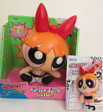 CARTOON NETWORK POWERPUFF GIRLS SUPER SOUND & LIGHT RAINBOW DAZZLER BLOSSOM 2000