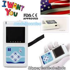 TLC5000 Dynamic ECG System 12 Channel 24Hours Recorder/Analyzer CONTEC USA FDA