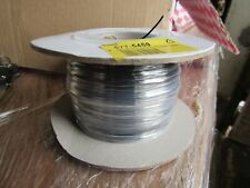 100m x MIL-W-16878 Series Black Hookup Wire 26 AWG Military Grade H9ML6 8775459