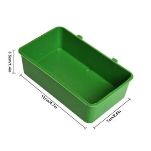 Pet Dishes Bowl Plastic Pet Food Container Large Capacity Animal Drinking