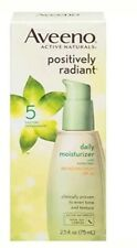 Aveeno Naturals Positively Radiant Daily Moisturizer SPF 30, 2.5 fl oz/75ml
