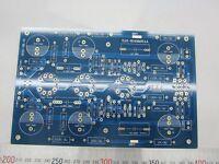 1Pc Gold Stereo tube Preamplifier MM RIAA EAR834 phono 12AX7 ECC83 Bare DIY PCB