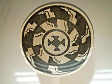 "Anasazi Pottery Replica 6 1/2"" Diameter Silent Sands Bowl @88 #4"