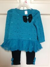 Girls Dress Top And Pants Toddler Clothes Kids Clothing Sweater Top