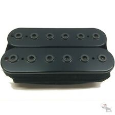 Bare Knuckle Aftermath Open Humbucker Guitar Pickup Black Coil & Bolts BRIDGE