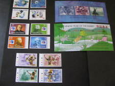 Papua New Guinea Stamps from 1999 - 2000 Never Hinged Unused Lot 30