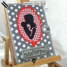MUKI Pass Herrliche Mutterpasshülle Mutter mit KindImpfpass Hülle