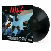 N.W.A. - Straight Outta Compto (Vinyl Used Very Good) Explicit Version/Remastere