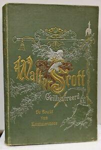 Walter Scott - De Bruid van Lammermoor - Niederl. Sprache