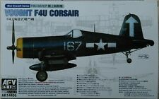 AFV CLUB 1/144 vought F4U Corsair 2 Plan inside