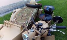 New Handmade Cover Camouflage Cordura  Ural 650 Right  Handed Sidecar
