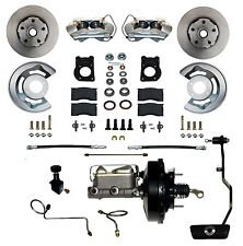 1967 68 69 Ford Mustang Cougar Comet Disc Brake Conversion Kit Power  auto trans