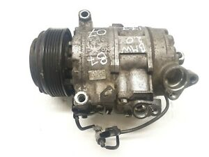 BMW 1 3 5 SERIES 2.0 DIESEL E87 E90 N47D20A AIR COMPRESSOR PUMP 4472601851 07-10