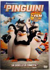Dvd I Pinguini di Madagascar - Il Film - Dreamworks 2014 Usato