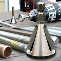 Deburring External Chamfer Drill Bit Hexagon Shank Remover Tool Dril Burr P8K0