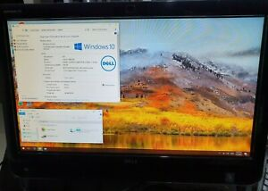 Dell Inspiron One 2320 i5 CPU 8G Ram 500GB HDD Brand New 180W Charger Windows 10