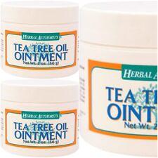 TEA TREE OIL Australia Melaleuca ANTISEPTIC ANTIFUNGAL SKIN PROTECT OINTMENT 6oz
