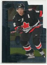2010-11 Black Diamond Team Canada Die Cuts JI Jarome Iginla