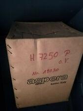 Aspera T7250P o.V. #19030 Starkstrom Kältekompressor Verdichter Kompressor 380 V